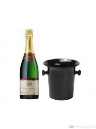 Veuve Emille Champagner Brut im Champagner Kübel 0,75l