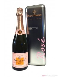 Veuve Clicquot Rose Metall Fridge