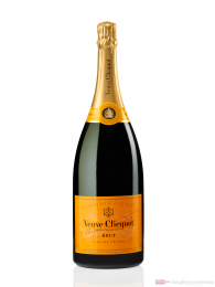 Veuve Clicquot Champagner Brut 1,5l Magnum Flasche