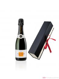 Veuve Clicquot Champagner Demi Sec in Geschenkfaltschachtel  0,75l