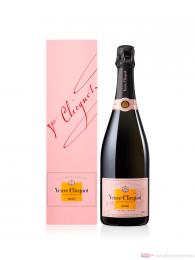 Veuve Clicquot Rose Brut Champagner in Geschenkbox 0,75l