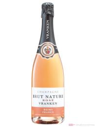 Vranken Brut Nature Rose Champagner 0,75l