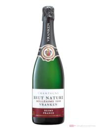 Vranken Brut Nature Millésimé Champagner 0,75l