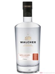 Walcher Williams Christ Edelbrand 0,7l