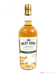 West Cork 10 Years Single Malt Irish Whiskey 0,7l