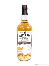 West Cork 12 Years Port Cask Finish Single Malt Irish Whiskey 0,7l