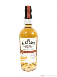 West Cork 12 Years Rum Cask Finish