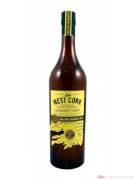 West Cork Glengarrif Bog Oak Single Malt Irish Whiskey 0,7l
