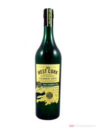 West Cork Glengarrif Peat Charred Single Malt Irish Whiskey 0,7l