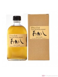 Akashi 5 Years Single Malt Japanese Whisky 0,5l
