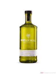 Whitley Neill Lemongrass & Ginger Gin 0,7l