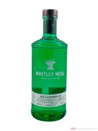 Whitley Neill Aloe & Cucumber Gin 0,7l