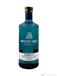 Whitley Neill Blackberry Gin 0,7l