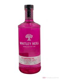 Whitley Neill Pink Grapefruit Gin 0,7l