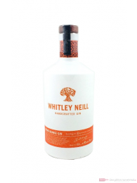 Whitley Neill Blood Orange Gin 0,7l