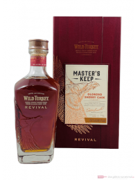 Wild Turkey Master's Keep Revival Oloroso Sherry Cask Whiskey 0,7 l