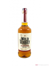 Wild Turkey  Bourbon Whiskey 0,7l
