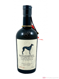Windspiel Navy Strength Gin 0,5l