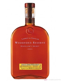 Woodford Reserve Bourbon Whiskey 0,7l