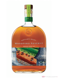 Woodford Reserve Derby Bottle 2017 Bourbon Whiskey 1,0l