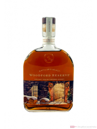 Woodford Reserve Distiller's Select Holiday Edition Bourbon Whiskey 0,7l