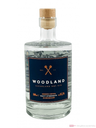 Woodland Sauerland Dry Gin Navy Strength 0,5l