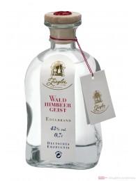 Ziegler Obstbrand Waldhimbeergeist 43 % 0,7 l Flasche