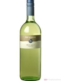 Zur Schwane Silvaner Qba trocken Weißwein 2009 12,5% 1,0l Flasche