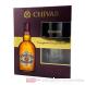 Chivas Regal Whisky 12 Jahre mit Glas 0,7l