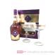 Courvoisier Cognac VSOP mit 2 Cocktail Gläser