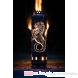 Talisker Whisky Feuerstelle mit Tür Rückansicht