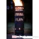 Talisker Whisky Feuertonne groß circa 100 cm Vorderansicht