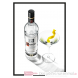 Ketel One Martini Glas perfect Serv