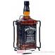 Jack Daniels mit Wippe Tennessee Whiskey 3,0l seitlich