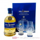 Kilchoman Machir Bay + 2 Gläser Single Malt Scotch Whisky 0,7l