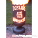 Teeling Whiskey Feuerkorb circa 60 cm