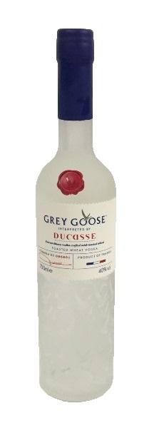 Vodka der Marke Grey Goose Alain Ducasse 40% 0,7l Flasche