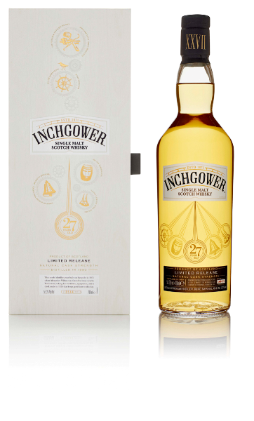 Single Malt Scotch Whisky der Marke Inchgower 27 Years Special Release 2018 55,3% 0,7l Flasche