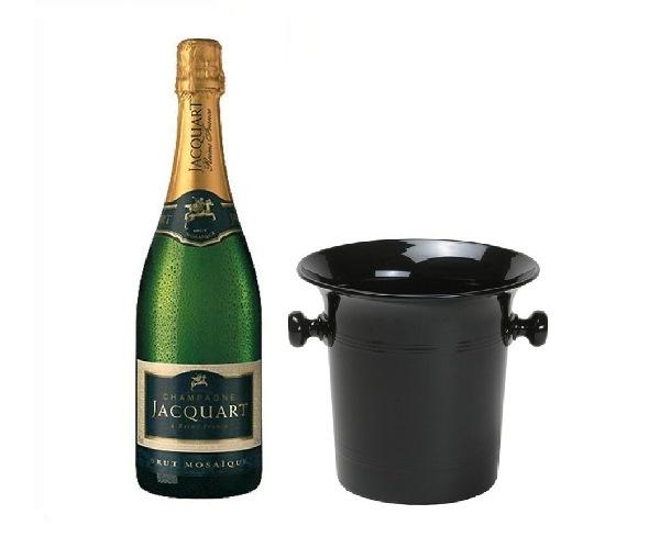 Champagner der Marke Jacquart Brut Mosaique 12% 0,75l Flasche
